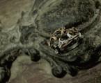 Oldのリングと同デザインのアンティークテイスト溢れるリング【Old Weller 1837】13,800 yen~
