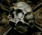 単なるリアルではないデザインされた表情【Mement Skull Ring】