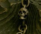 リアルでいて癖のない表情のマドレーヌスカル【Madeleine Skull Bracelet】