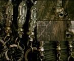 ゴルゴタ(スカル)の表情【NDL Keychain】