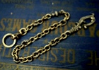 Antique Hook Walletchain