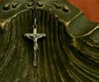 イエスの磔を小振りなネックレスに【Jesus Necklace】