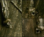 両サイドには彫刻【NotreDame de Lourdes Necklace】