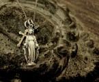 聖母マリア立像ネックレス【Maria Necklace】