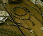 ブレスレット兼ネックレス【Double Roll Chain Bracelet】