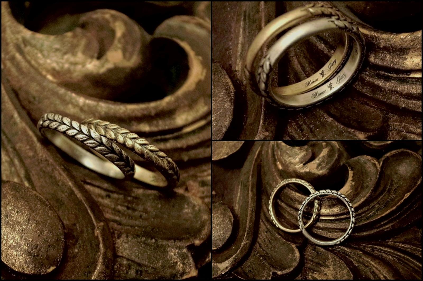 ディティール【Laurel Ring】