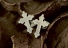 Antique Cross Pierce