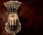 プロビデンスの目はシルバー製【Hand Clip Keyholder】