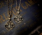 jd Orleans Necklace SILVER&BRASS